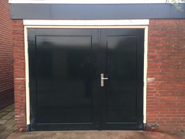 Houten Garagedeuren Prijs : Houten garagedeuren prijs houten garagedeuren de goeij deuren